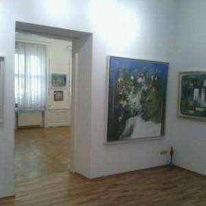 افتتاح نمایشگاه نقاشی حبیب الله صادقی در اتریش